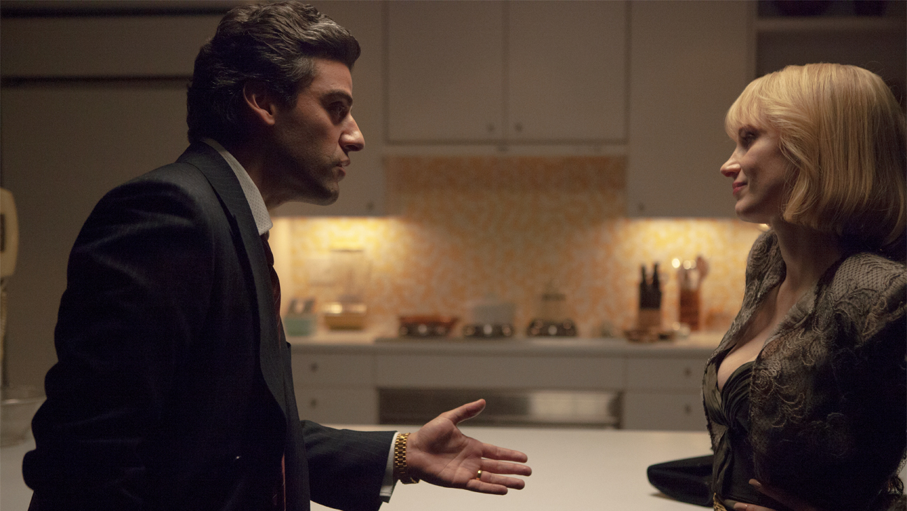 A Most Violent Year Jessica Chastain Oscar Isaac - H 2014