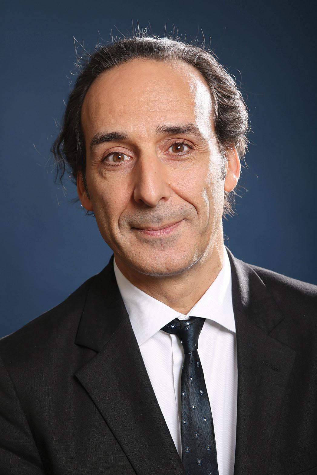 Alexandre Desplat - P 2014