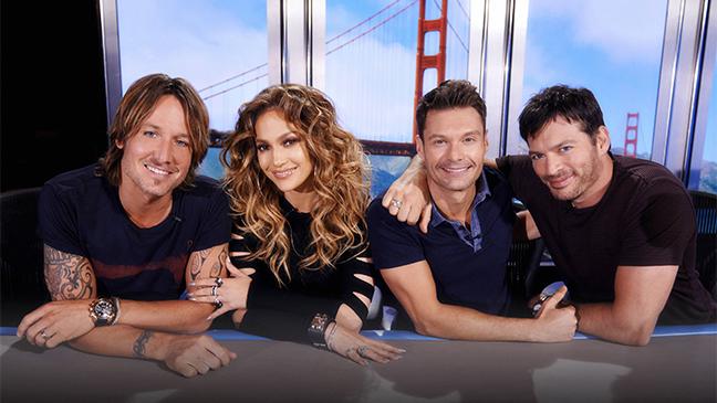 American Idol season 14 judges H