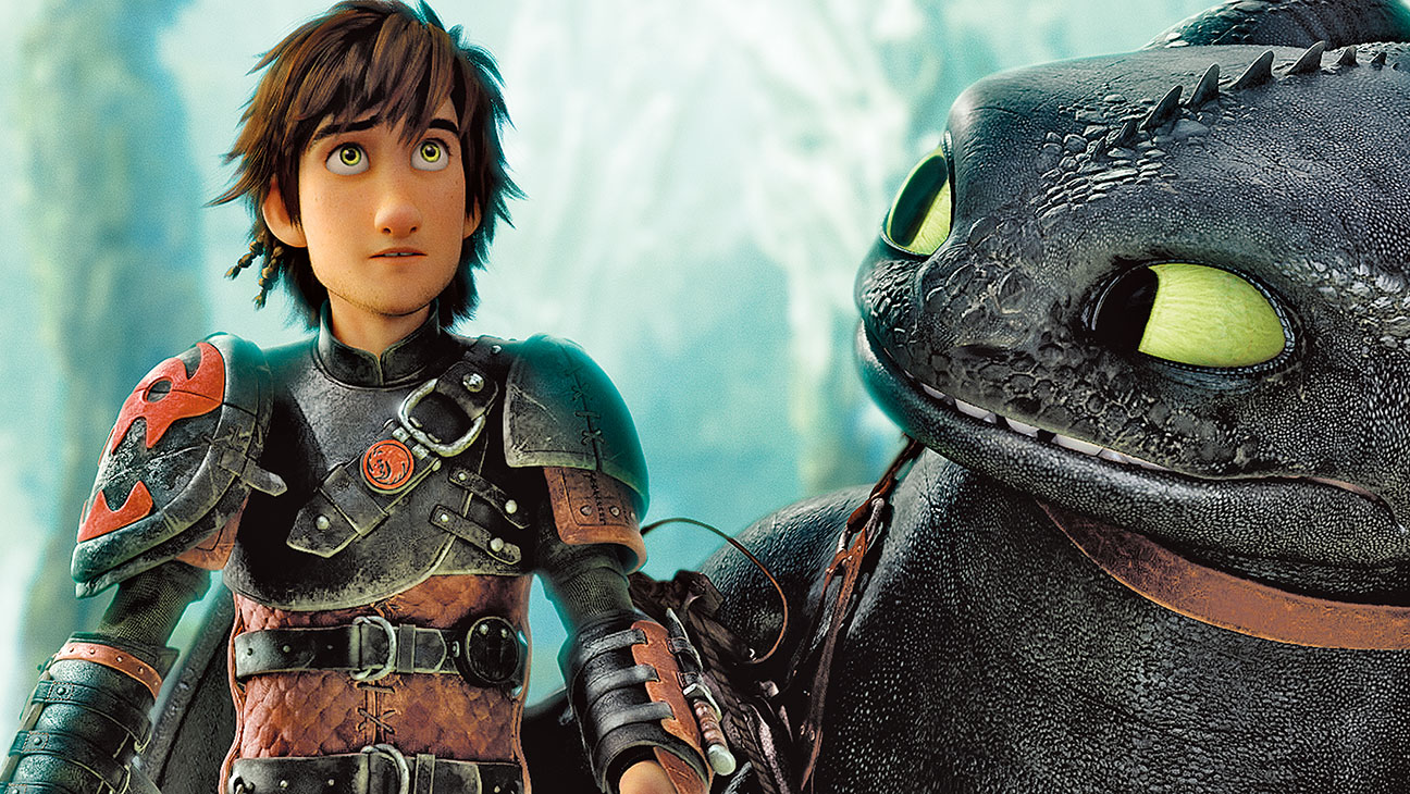 Anatomy of How to Train Your Dragon - H 2014