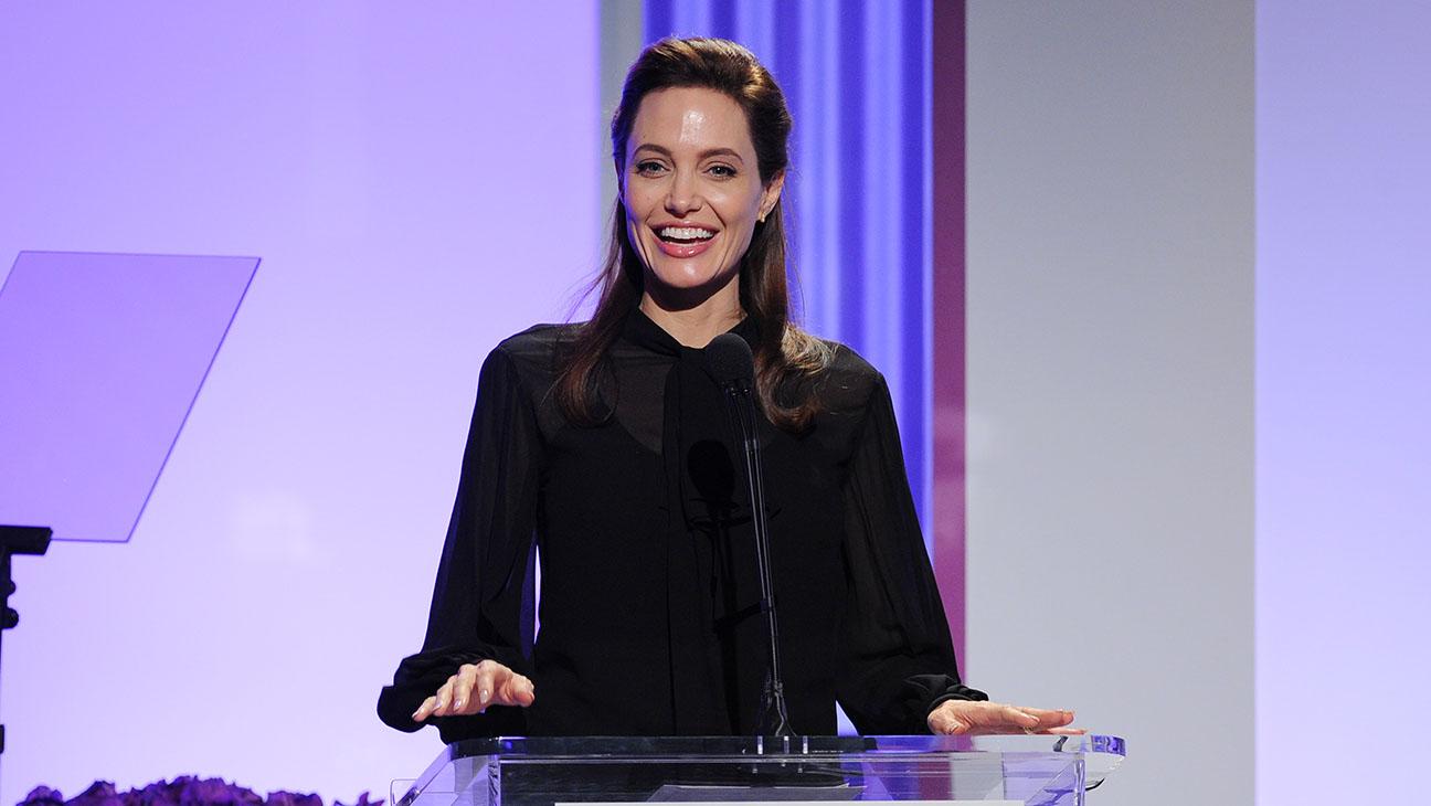 Angelina Jolie WIE - H 2014