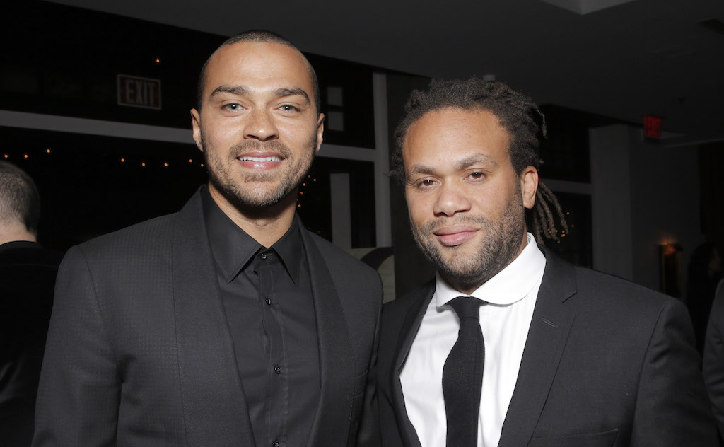 Franklin Leonard and Jesse Williams Black List H 2014