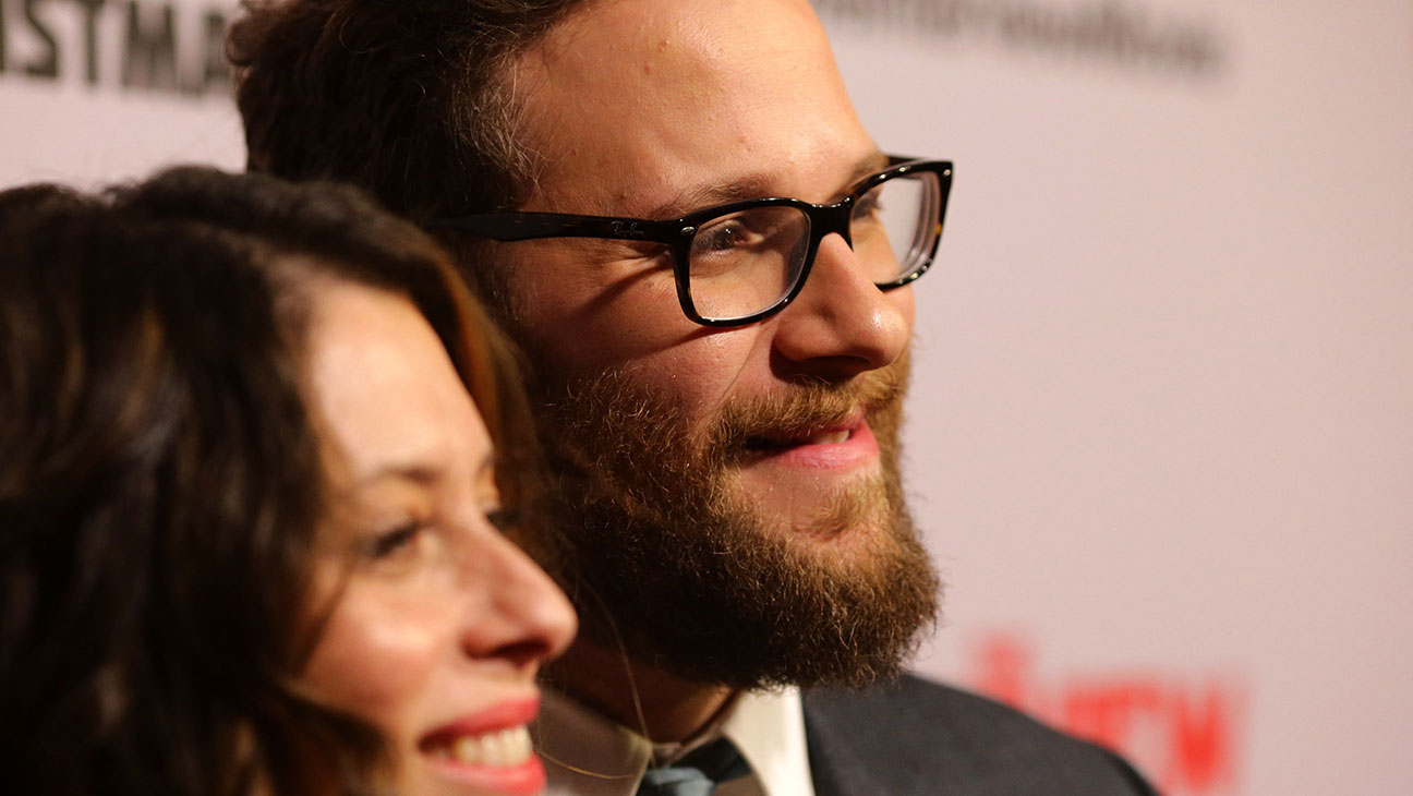 Seth Rogen Interview Premiere - H 2014