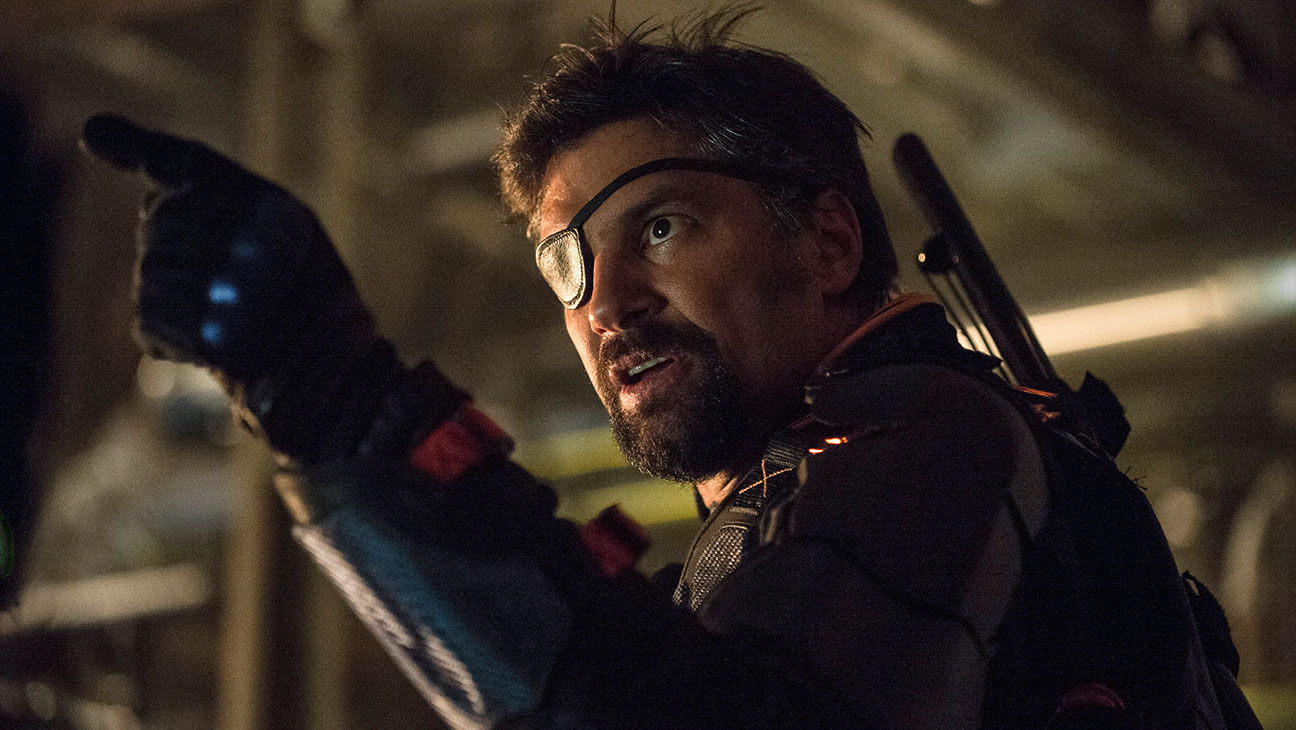 Arrow Season 2 Manu Bennett - H 2014