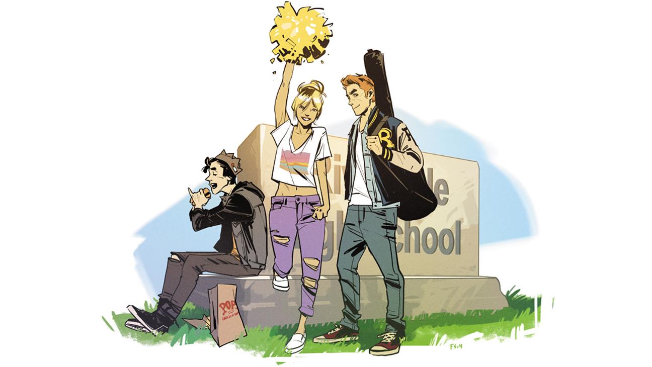 Archie Illustration - H 2014
