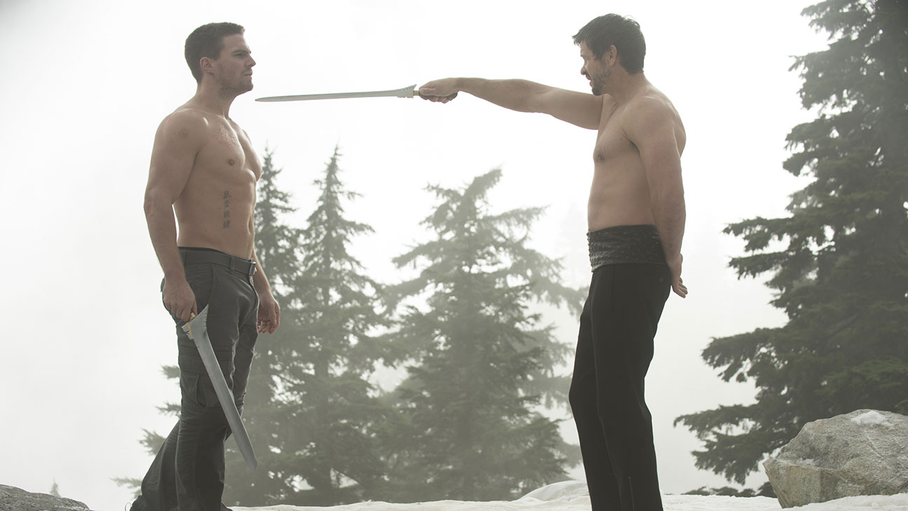 Arrow Midseason Finale - H 2014