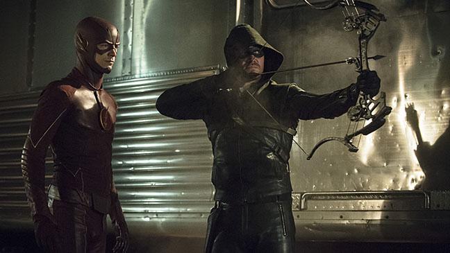 Arrow S03E08 Still - H 2014