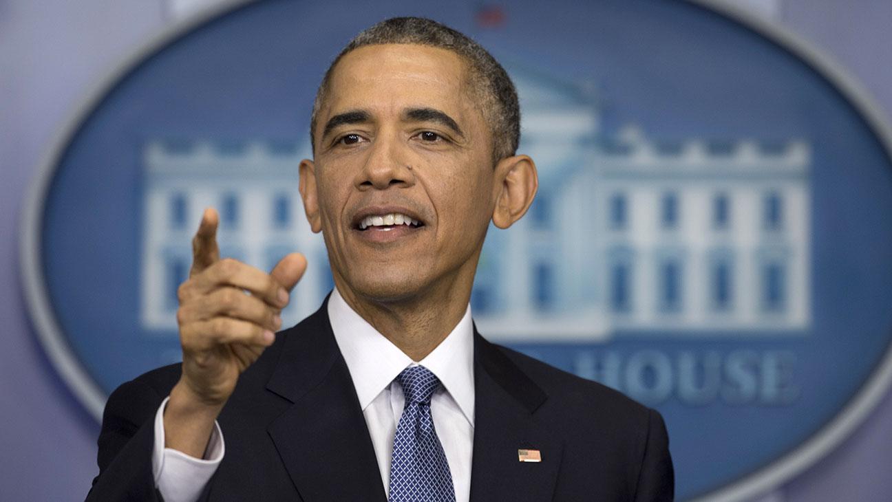 Barack Obama Press Conference - H 2014