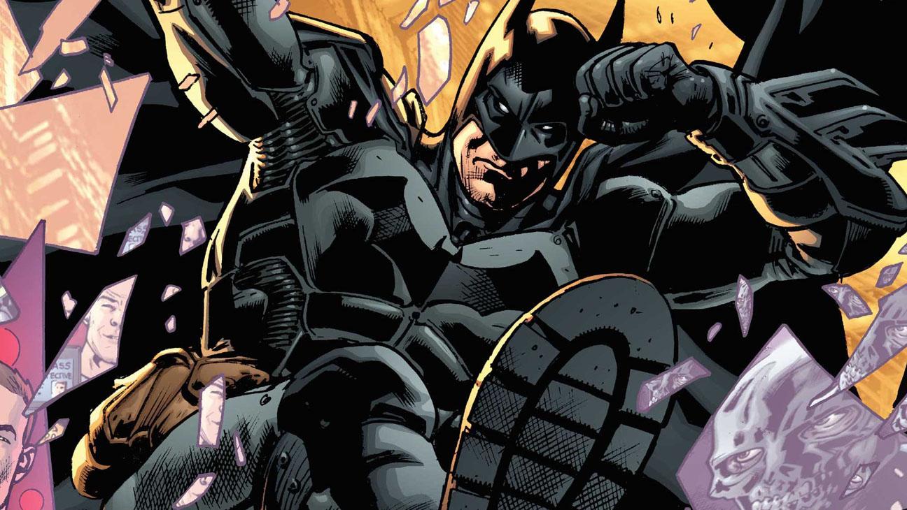 Batman Arkham Origins - H 2014