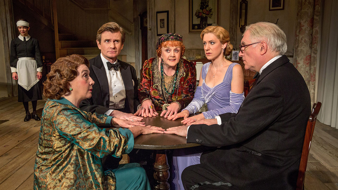 Blithe Spirit Production Still - H 2014
