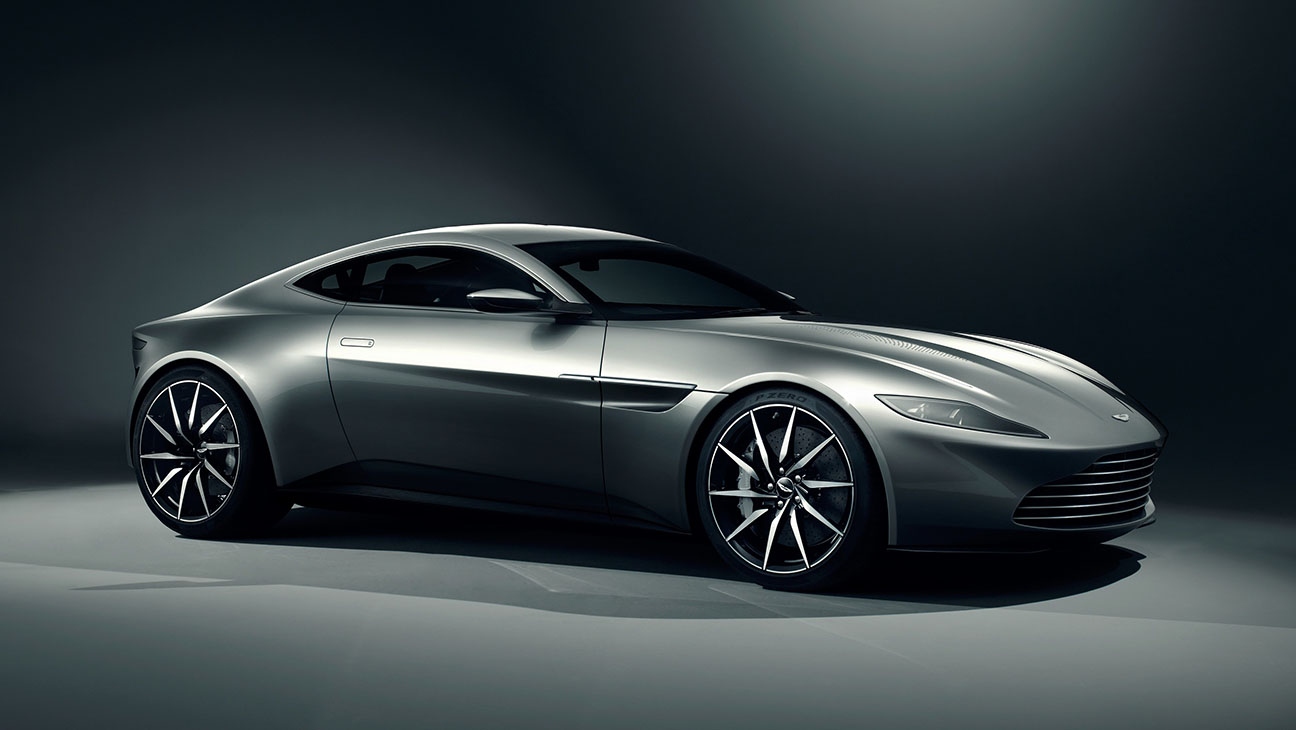Bond New Aston Martin - H 2014
