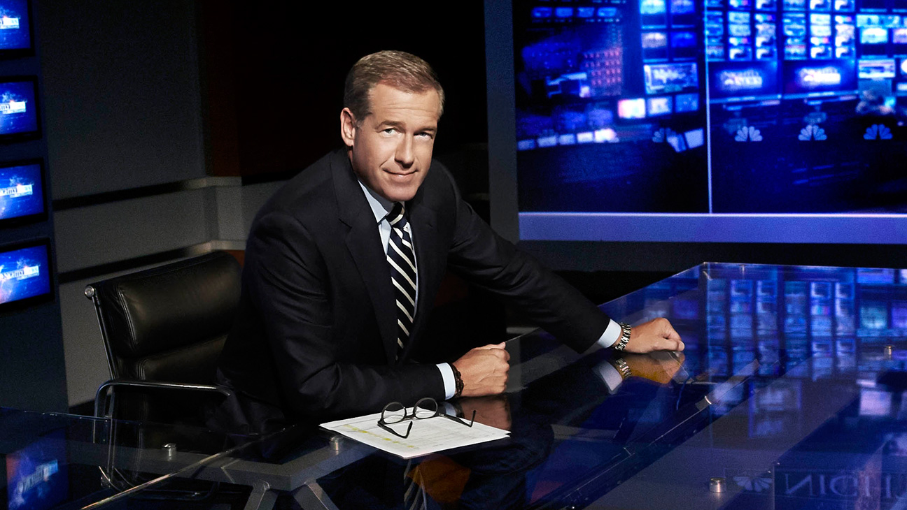 Brian Williams News Desk - H 2014
