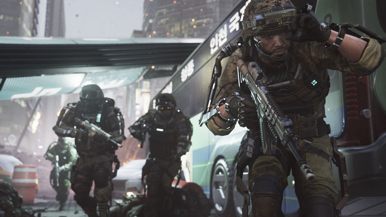 Call of Duty Advanced Warfare - H 2014