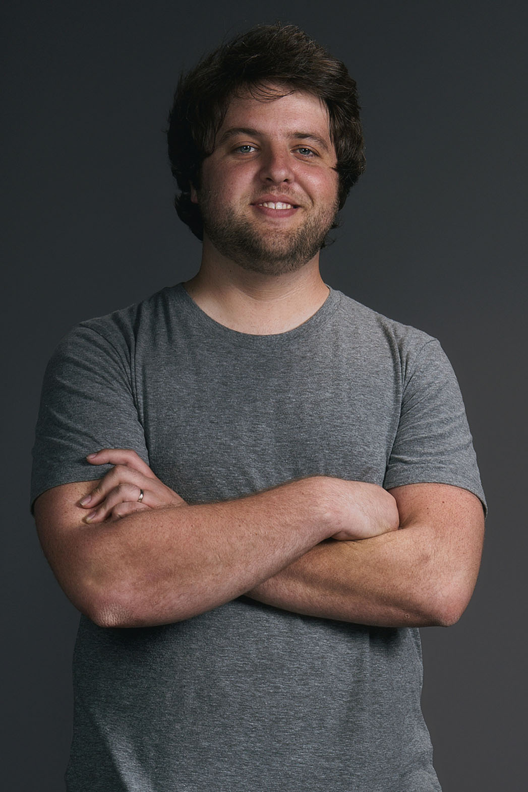 Chris Eyerman Portrait - P 2014