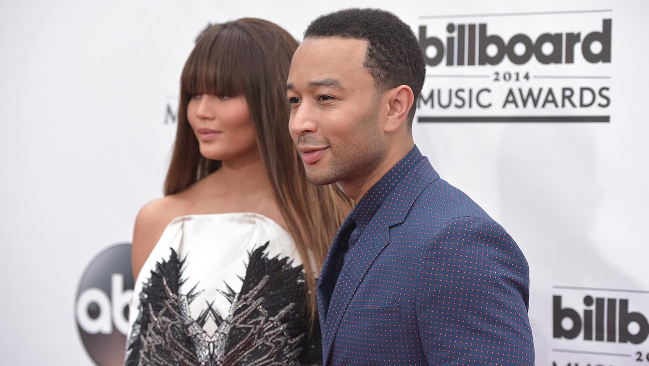 Chrissy Teigen John Legend Billboard Music Awards H 2014