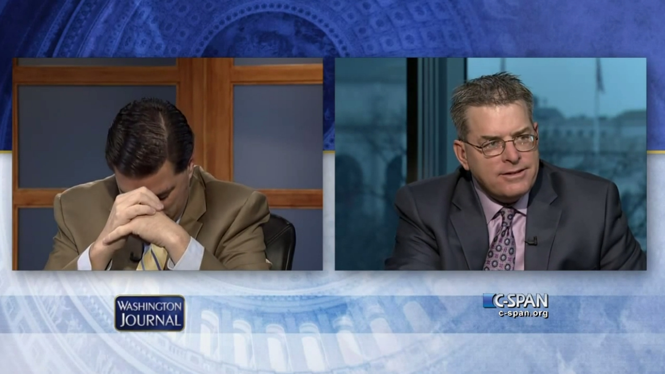CSPAN Woodhouse Brothers Still - H 2014