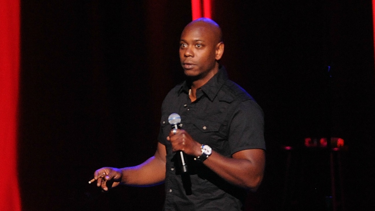 Dave Chappelle - H - 2014