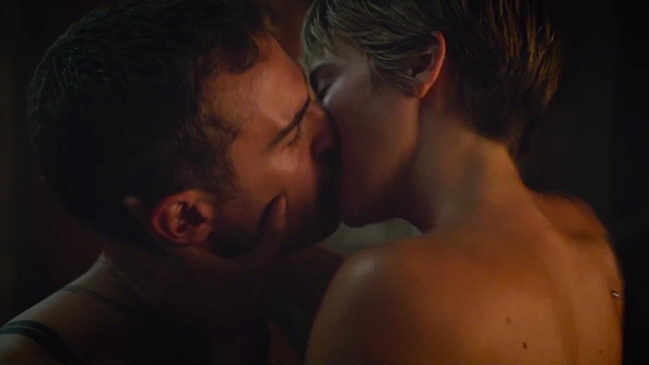 Divergent Trailer - H 2014