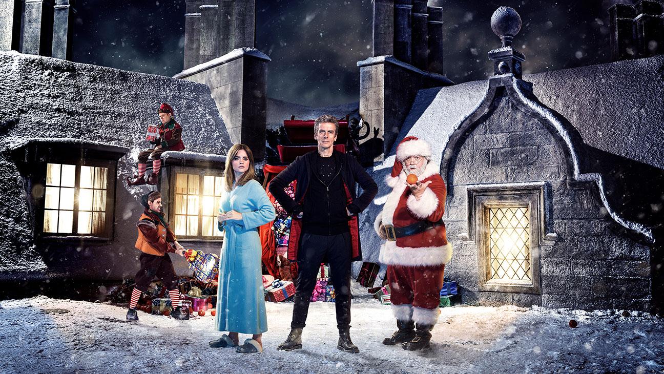 Doctor Who Last Christmas - H 2014