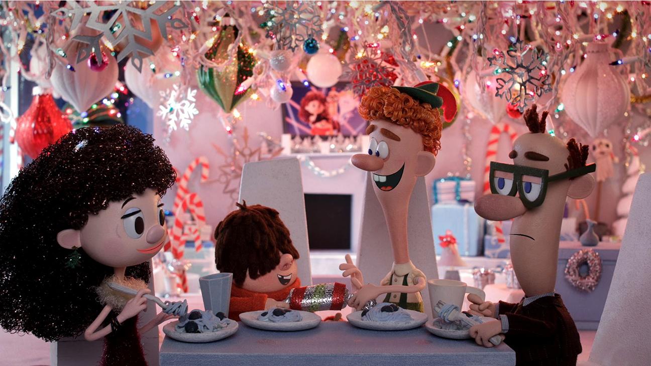 Elf Buddy's Musical Christmas NBC H 2014