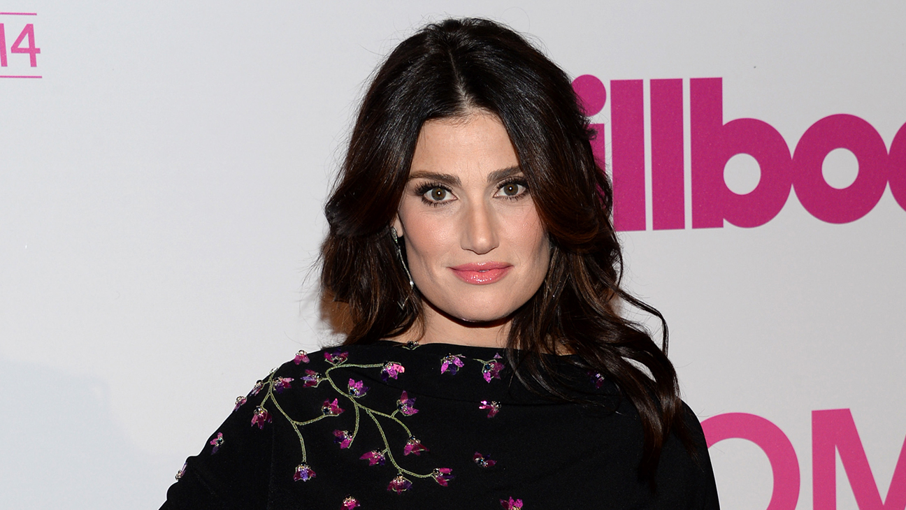 Idina Menzel Billboard Women in Music H 2014
