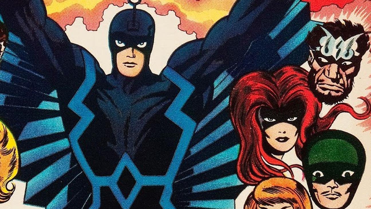 Inhumans Black Bolt - H 2014