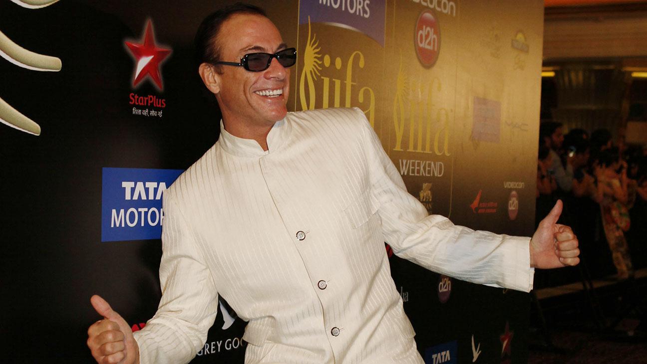 Jean-Claude Van Damme - H 2014