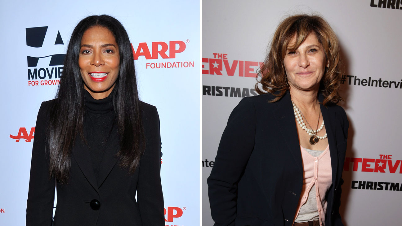 Judy Smith and Amy Pascal Split - H 2014