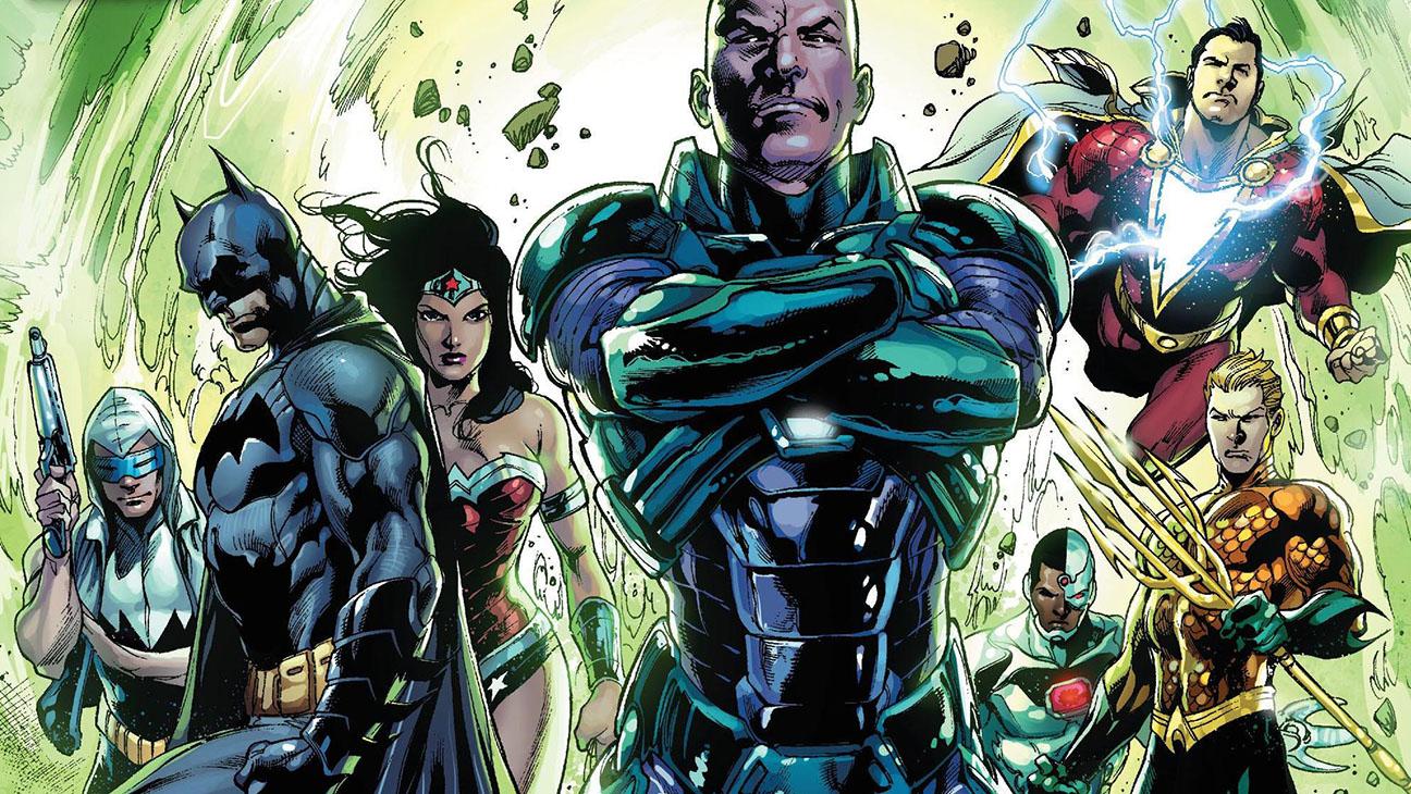 Justice League Volume 2 - H 2014