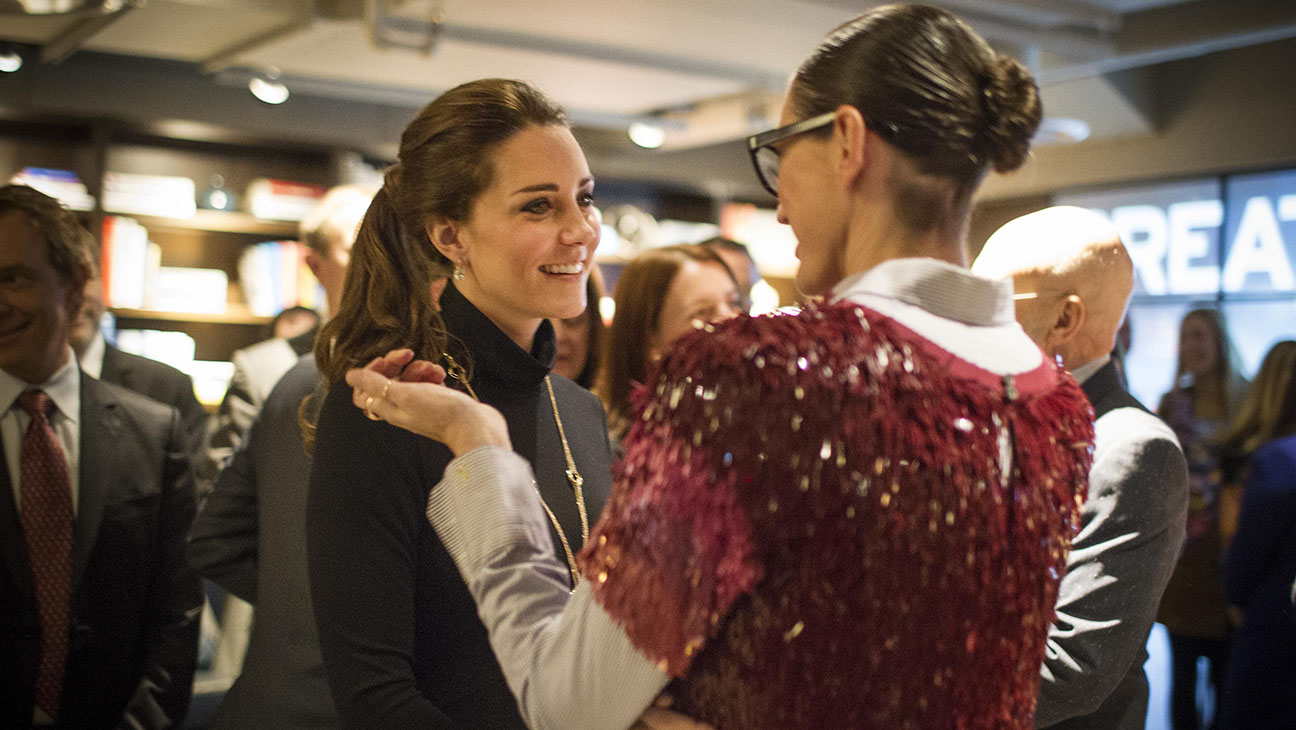 kate middleton and jenna lyons - H 2014