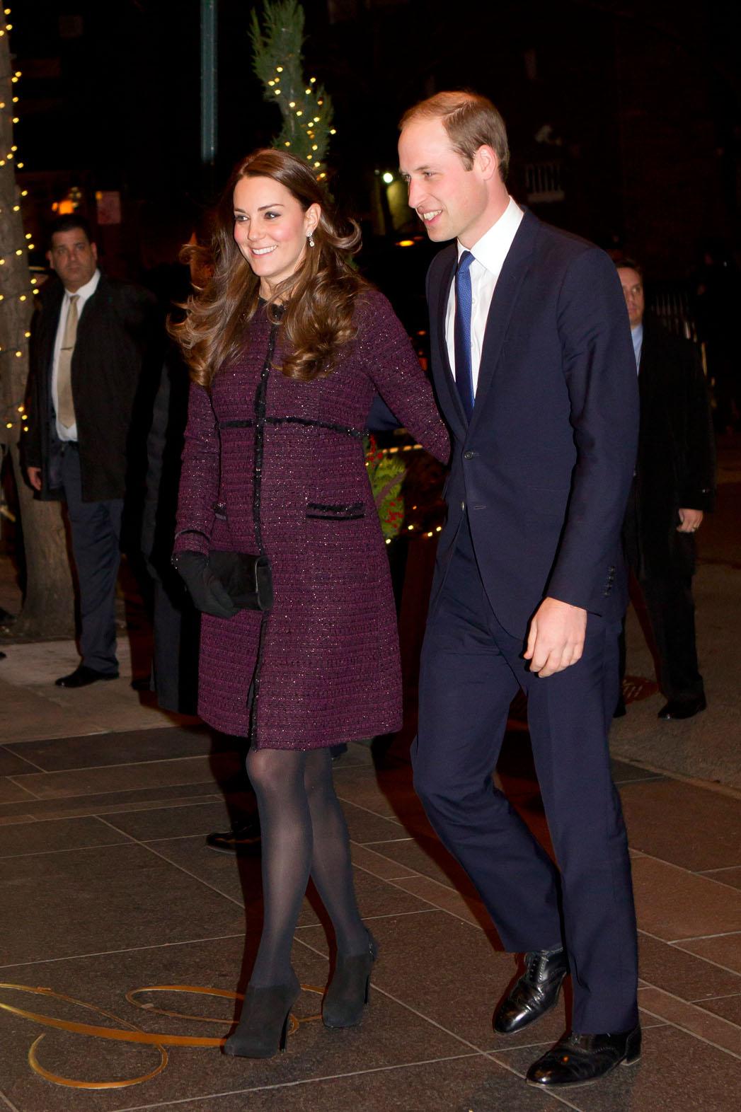 Kate MIddleton Prince William - P 2014