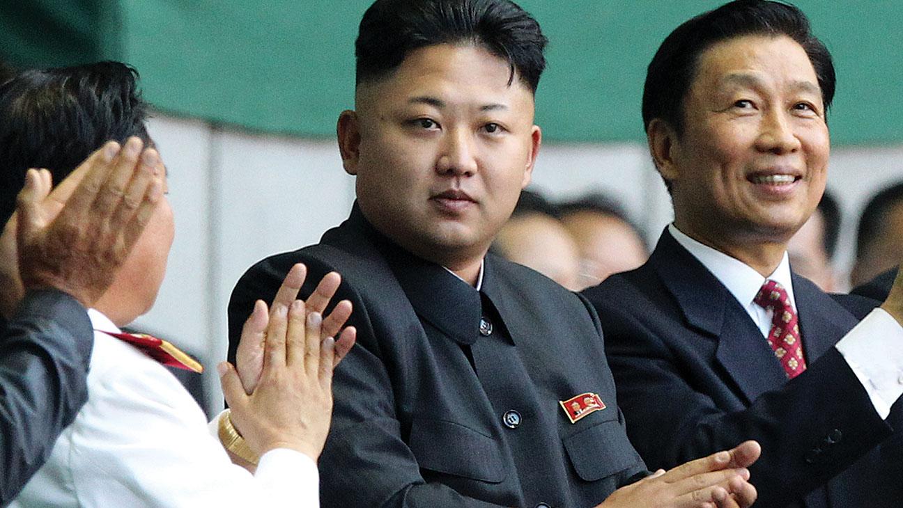 Kim Jong Un - H 2014