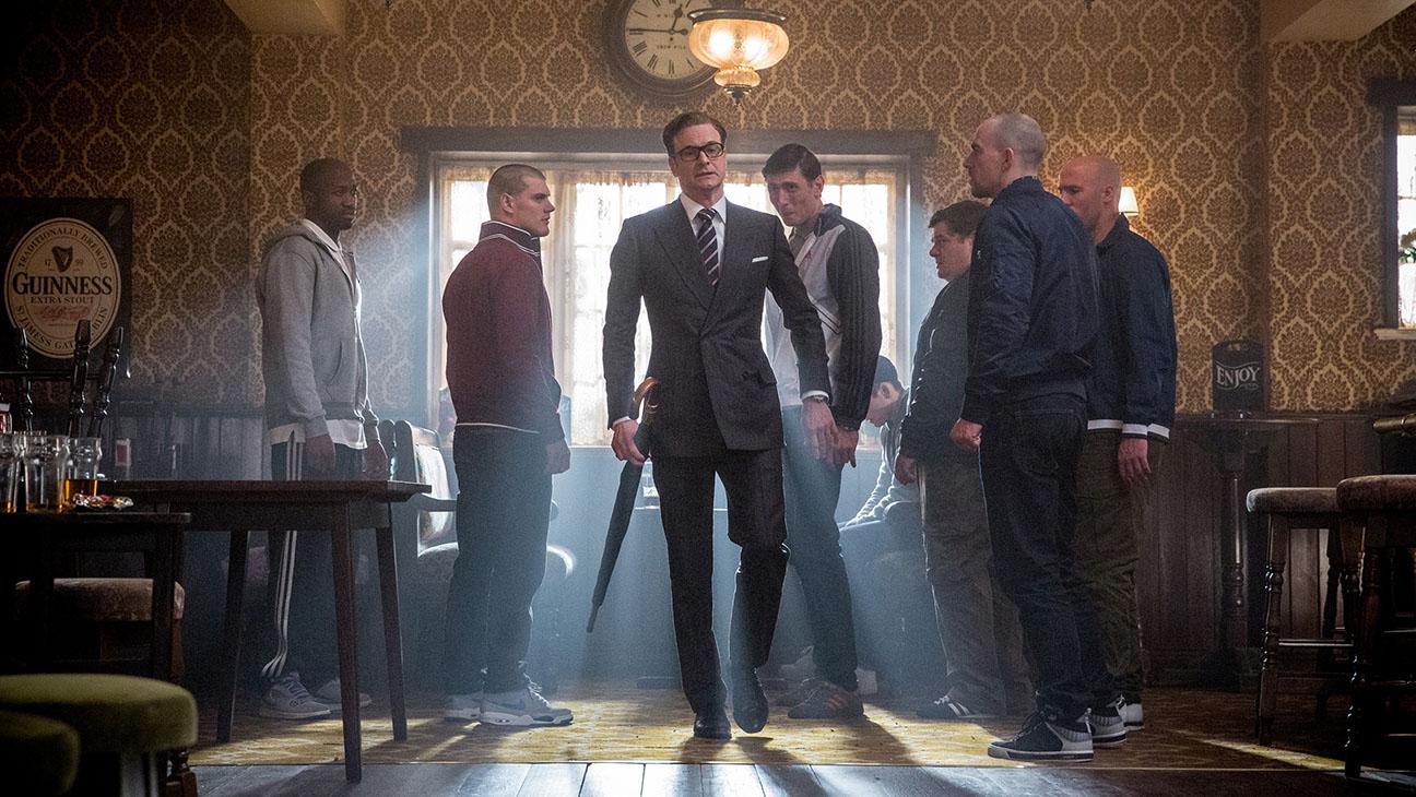 'Kingsman: The Secret Service'