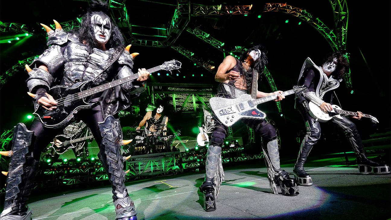 Kiss live 2014 H