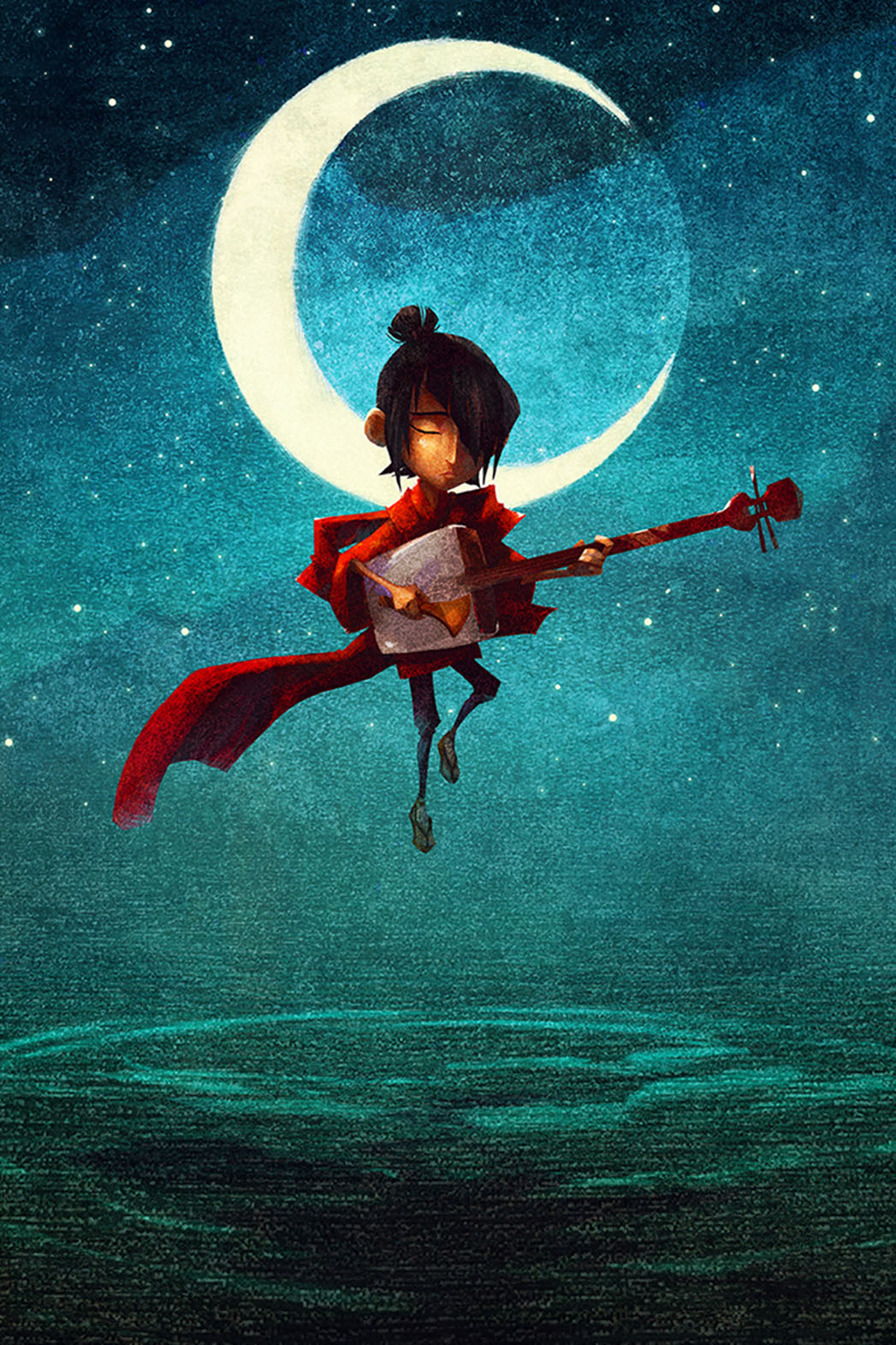 KUBO AND THE TWO STRINGS - P 2014