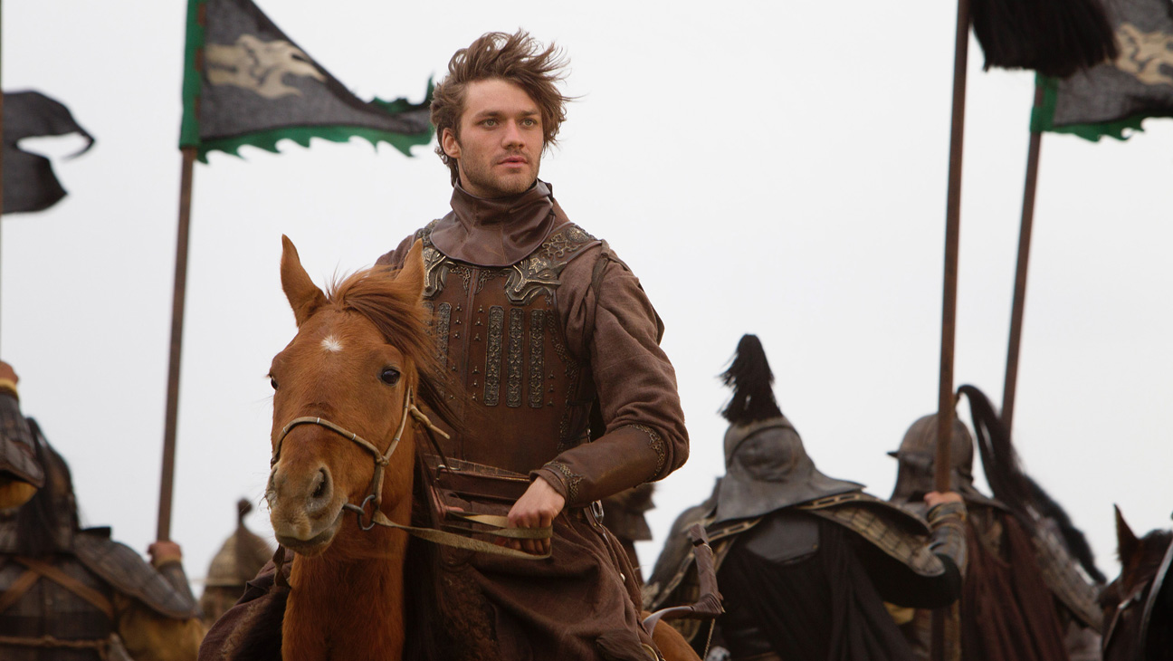 Lorenzo Richelmy in Marco Polo - H 2014