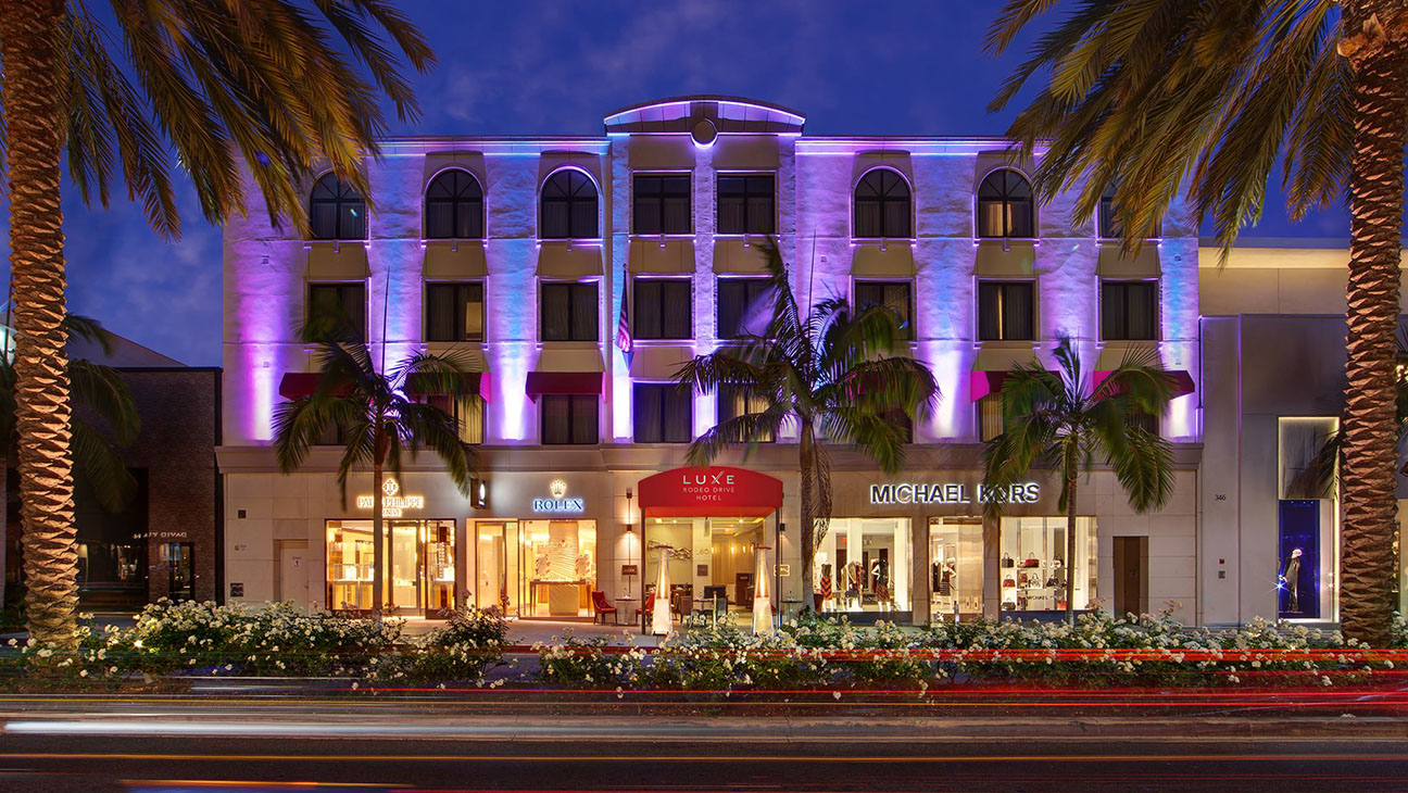 Luxe Rodeo Drive Hotel - H 2014