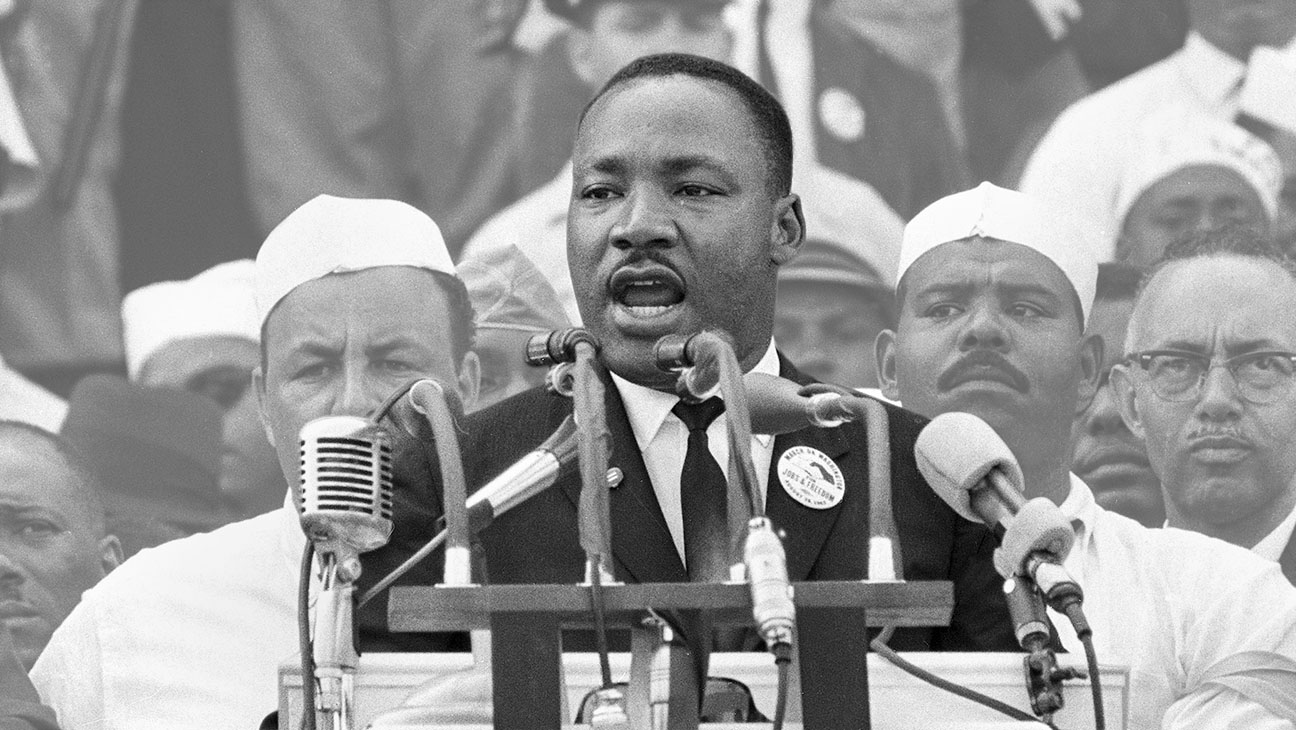 Martin Luther King Jr. - H 2014