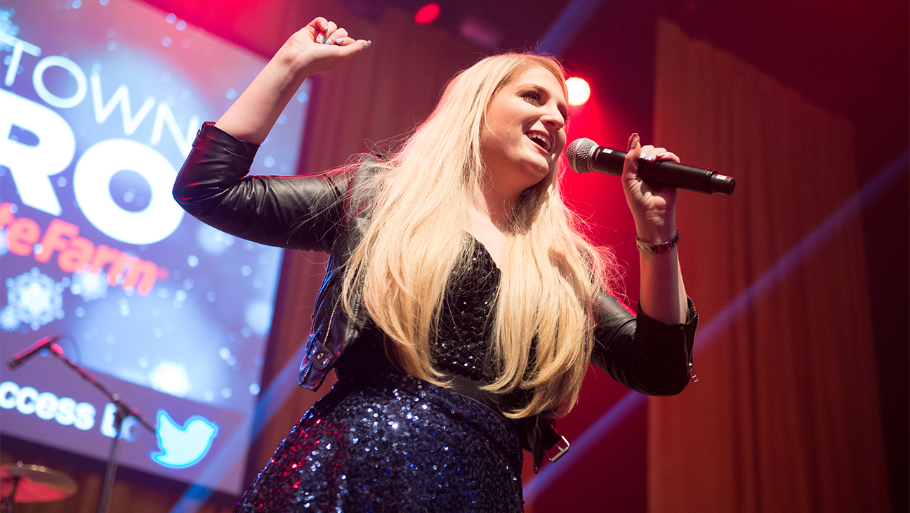 Meghan Trainor Jingle Ball 2014 H