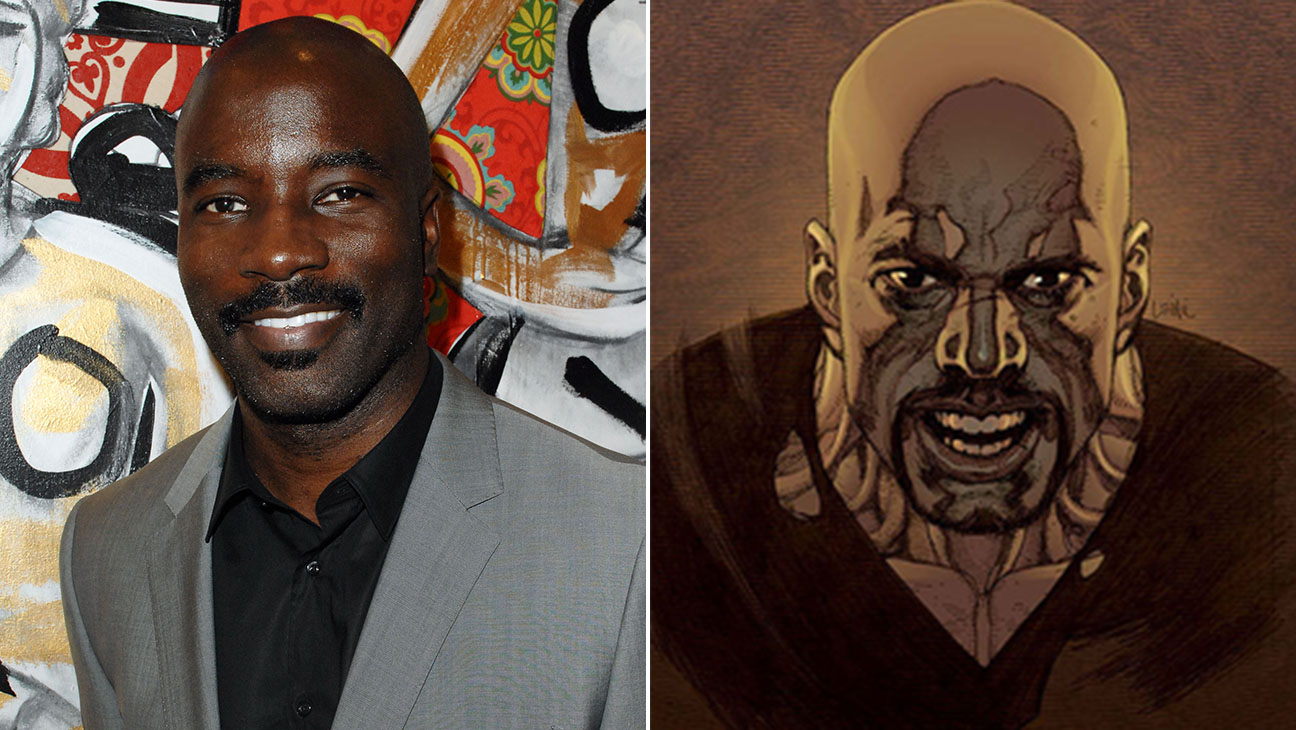 Mike Colter Luke Cage - H 2014