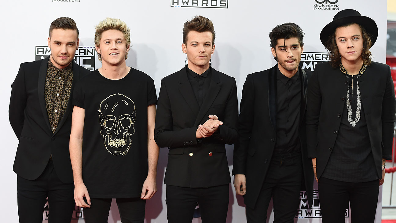 One Direction AMAs - H 2014