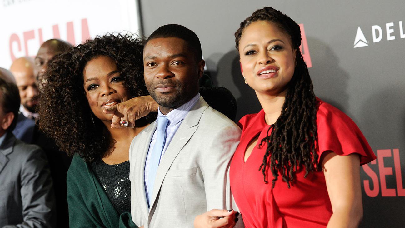 Oprah Oyelowo DuVernay Selma Premiere H 2014