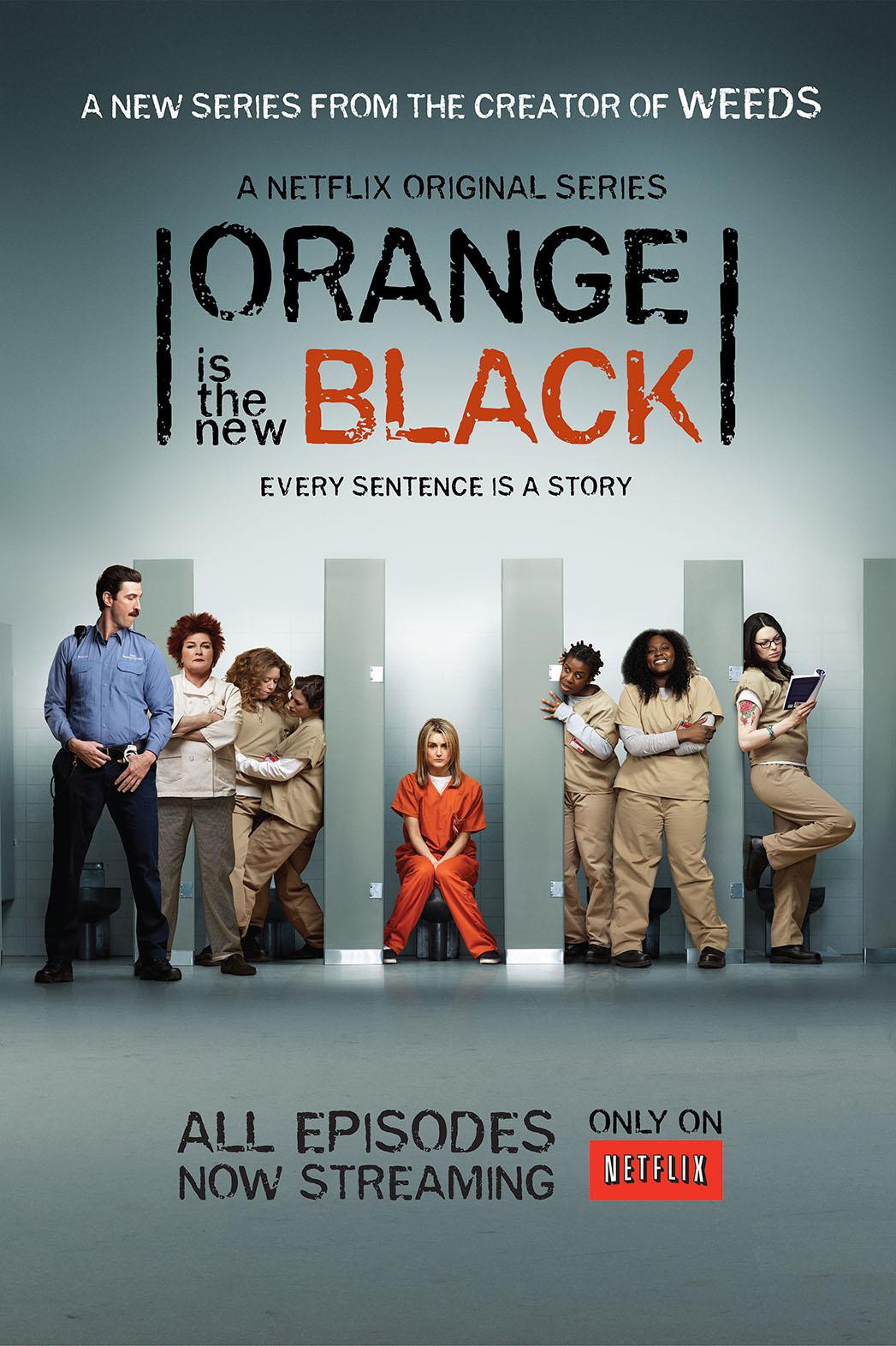 Orange is the New Black One Sheet - P 2014