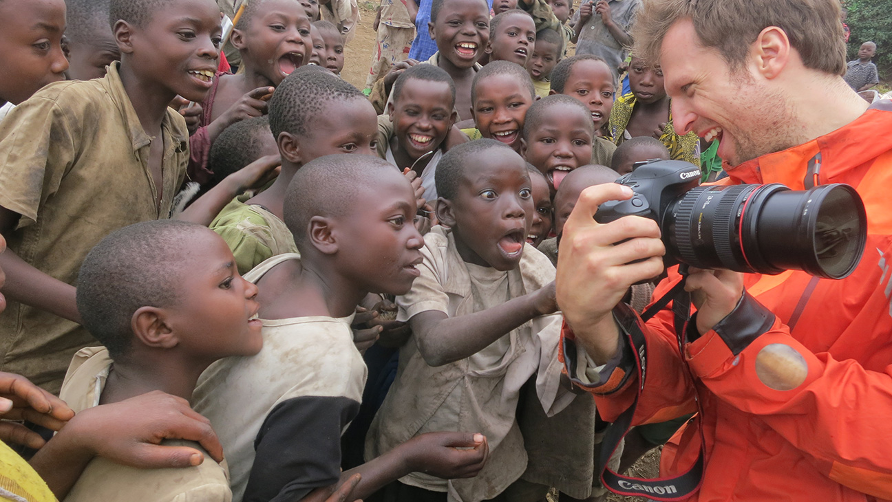 Orlando von Einsiedel Virunga Doc