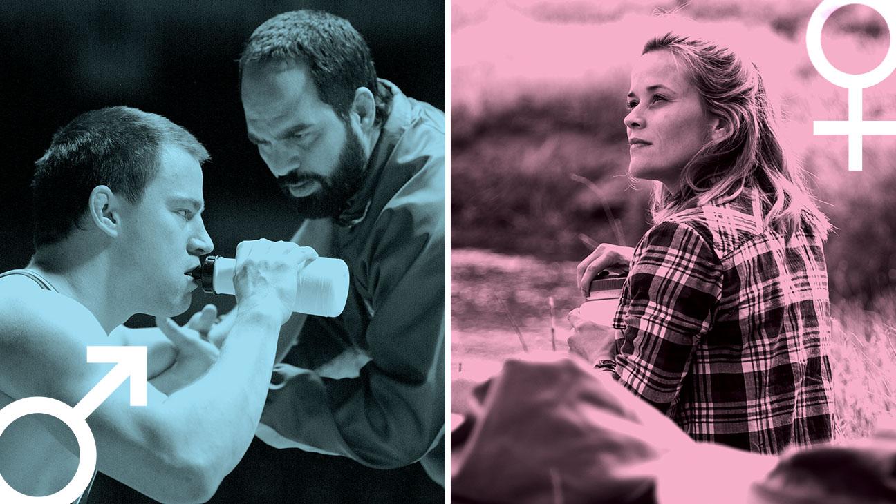 Oscars Battle of the Sexes Split - H 2014
