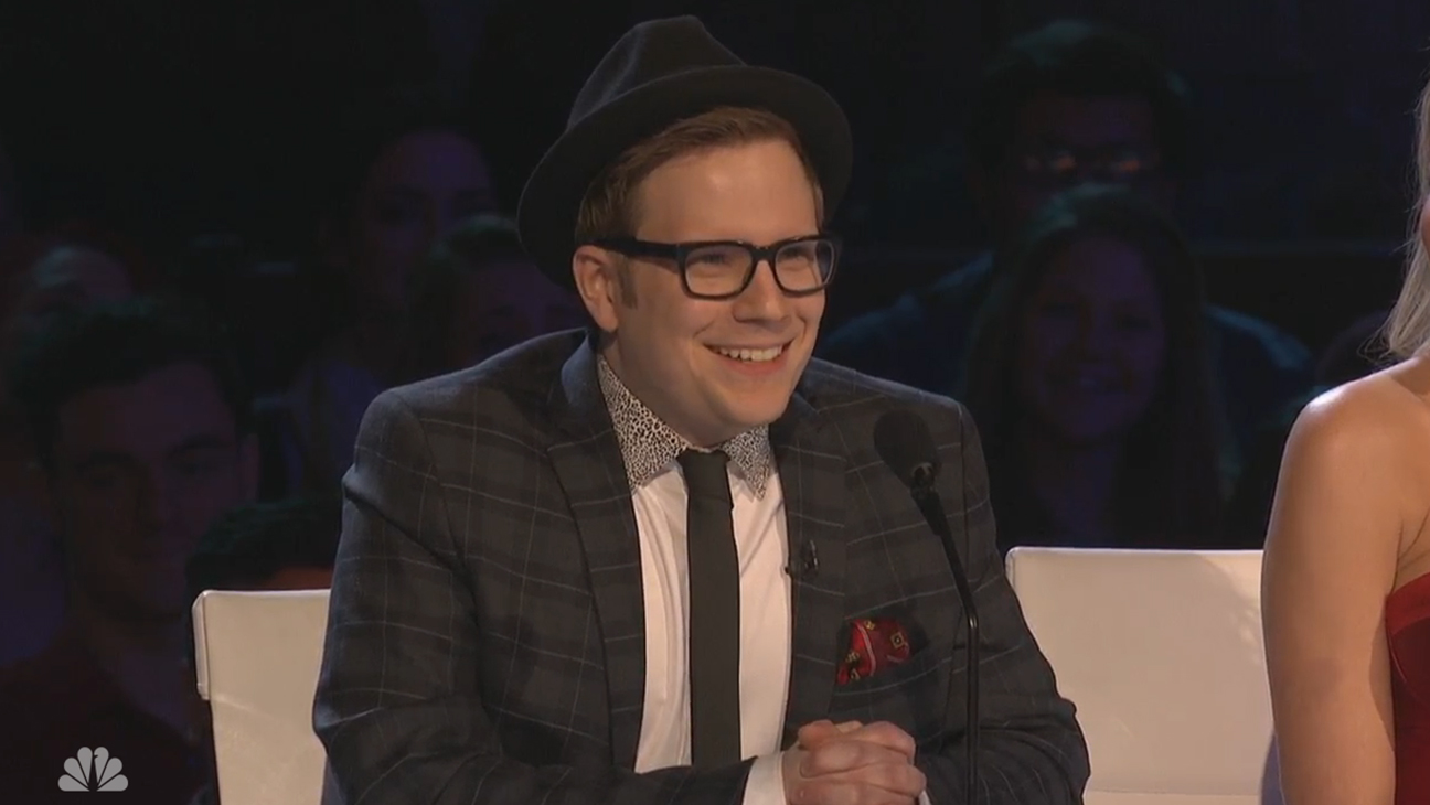Patrick Stump Sing-Off H 2014