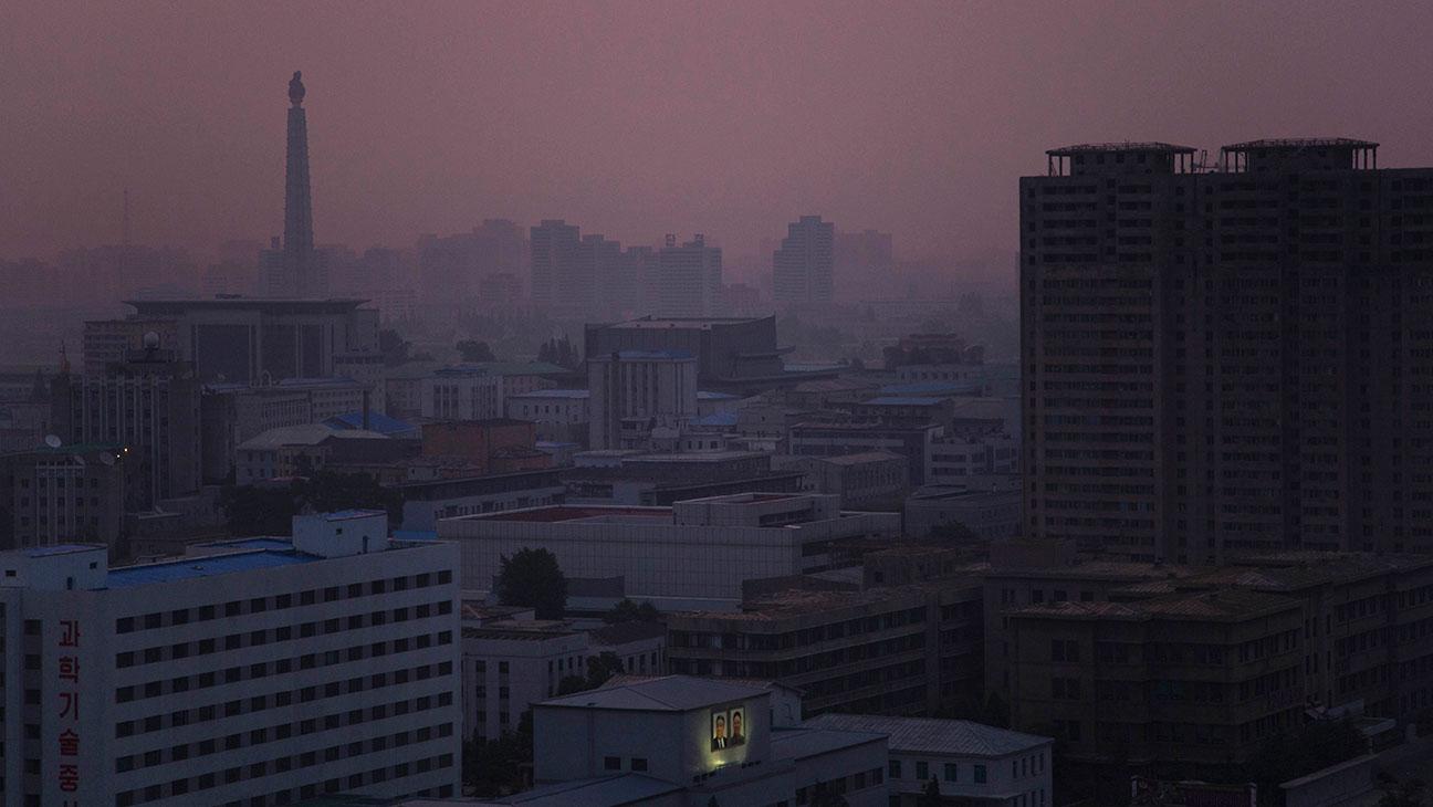 Pyongyang North Korea - H 2014
