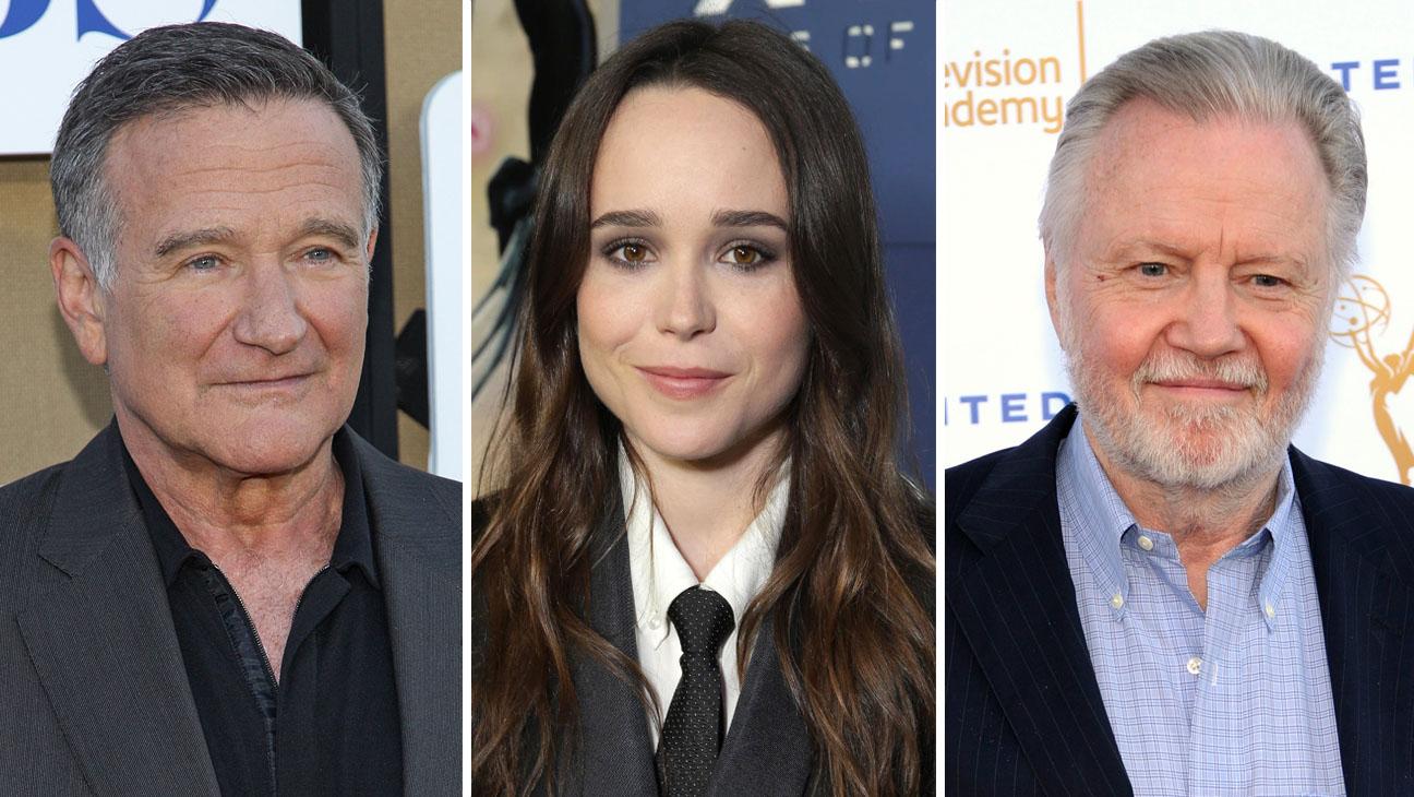 Robin Williams Ellen Page John Voight Split - H 2014