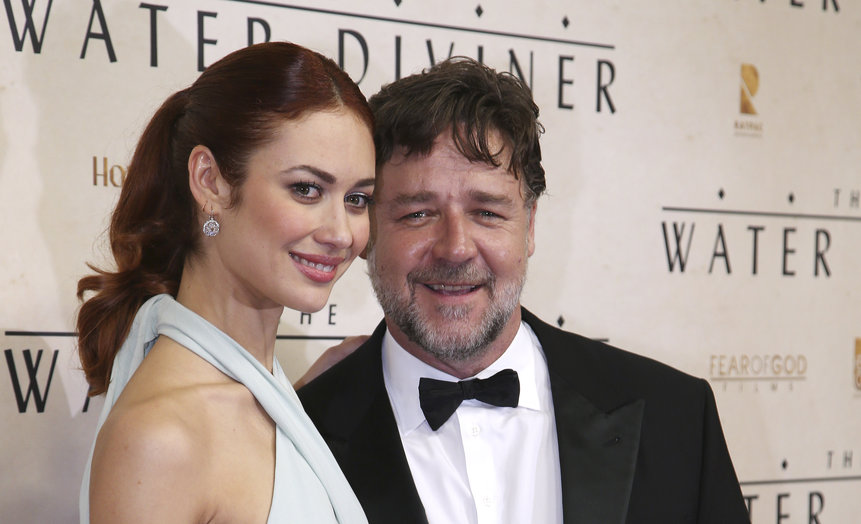 The Water Diviner Premiere H 2014