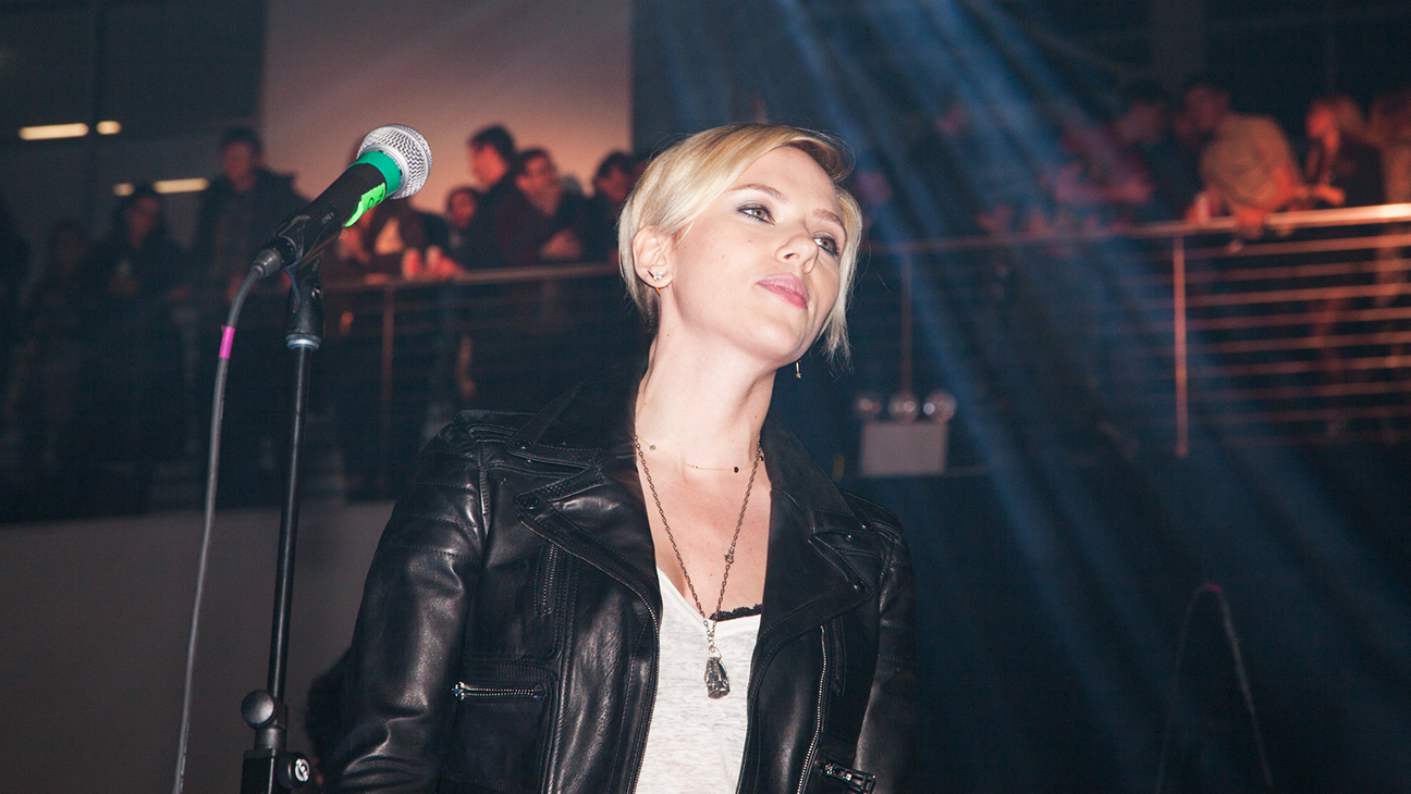 Scarlett Johansson Vice H 2014